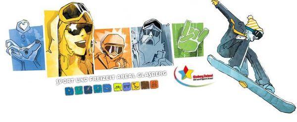 Skilift Glasberg - Sport und Freizeitareal Glasberg Zwiesel