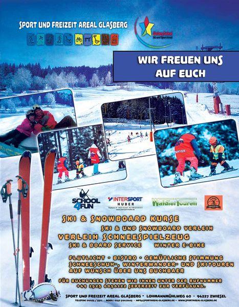 Skilift Glasberg - Saison 2017/2018