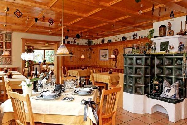 Gemütliches Restaurant im GlasHotel in Zwiesel