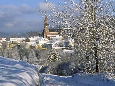Die Glasstadt Zwiesel im ArberLand Bayerischer Wald