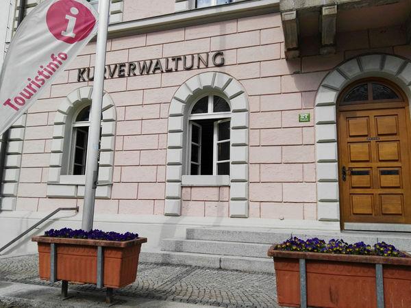 Die Touristinfo und Kurverwaltung in Zwiesel
