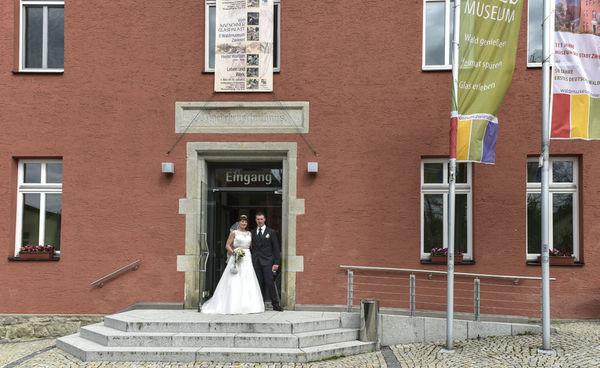 Das Waldmuseum Zwiesel ist auch ein unvergesslicher Ort zum Heiraten