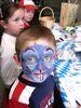 Lustiges Kinderschminken beim Zwieseler Osternest